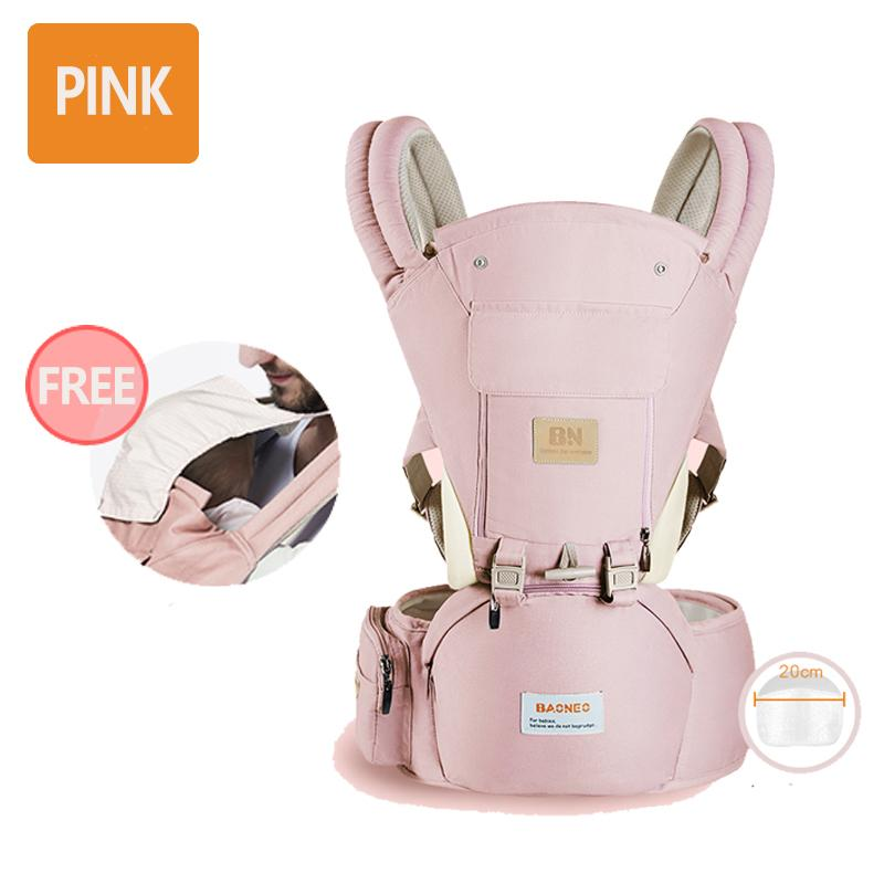Breathable Multifunctional Ergonomic Baby Carrier Infant Comfortable Sling Backpack Hip seat Wrap