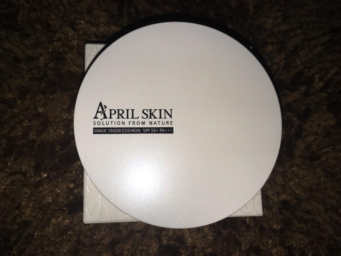 Authentic April Skin Cushion Philippines