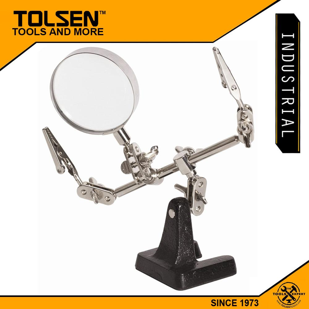 Electrical Equipment For Sale Electricals Prices Brands Review Typical Wiring 4 Pole 3 5 Mm Jack Tolsen Industrial Pocket Helping Hand Magnifier 62mm 1 2 38090