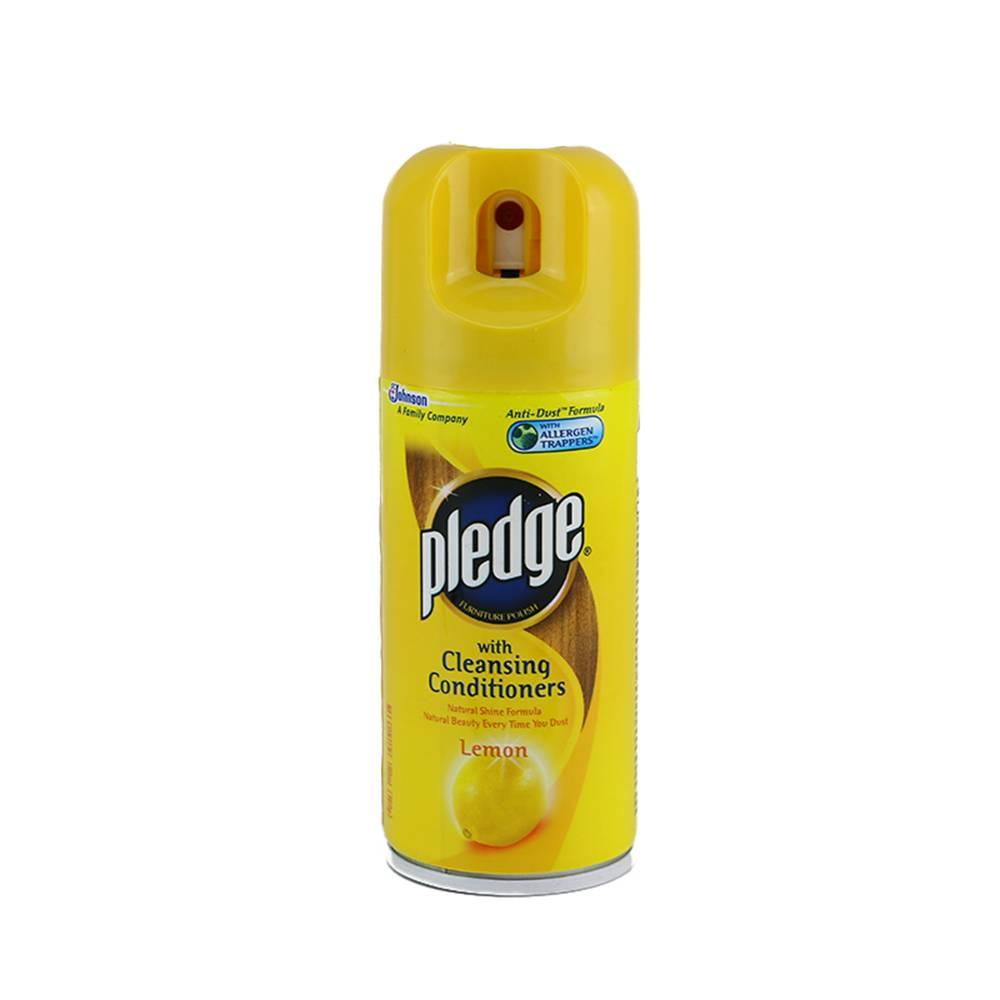 Pledge Furniture Polish 180ml Lemon By Diverso Store.