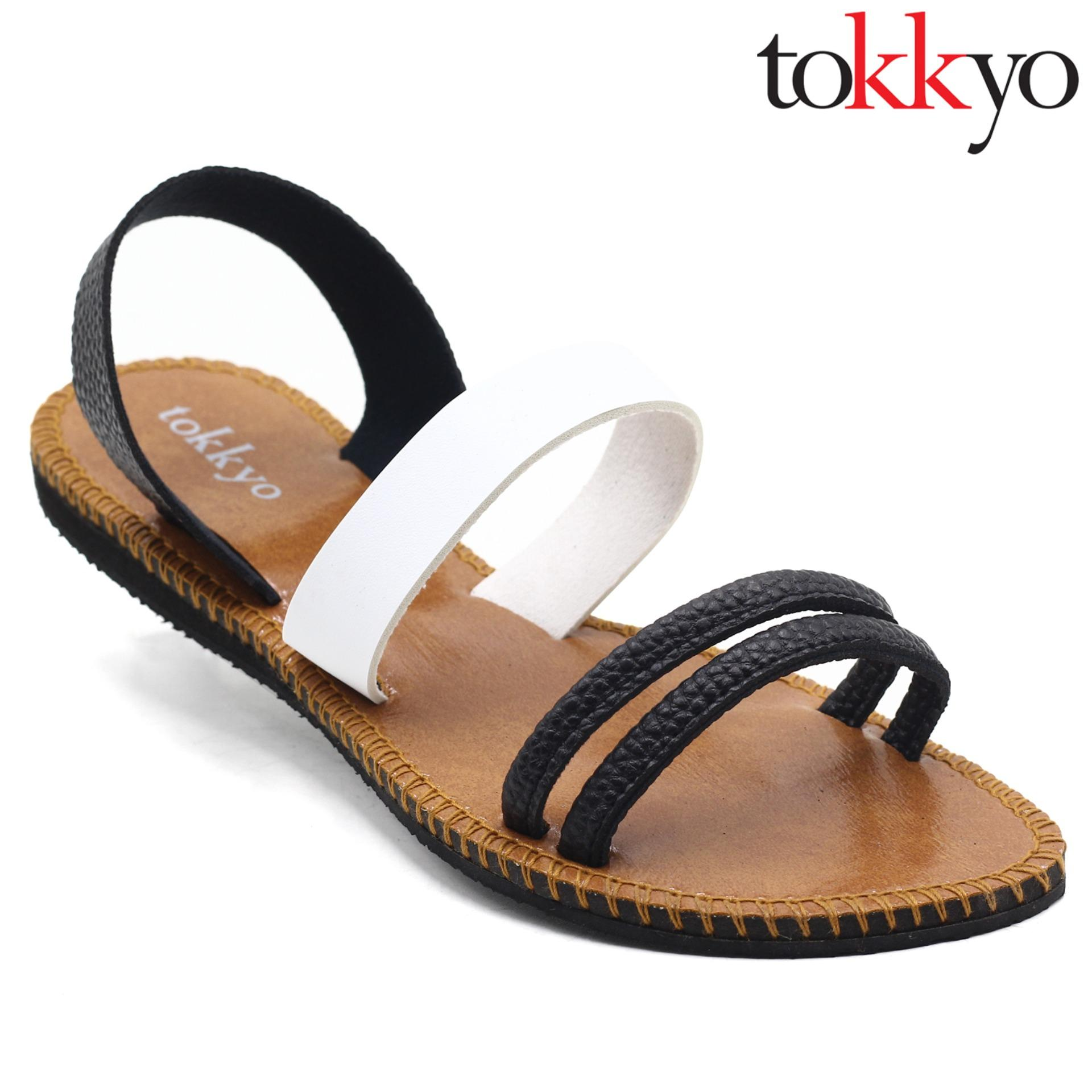 Tokkyo Shoes Women's Lia Flat Sandals