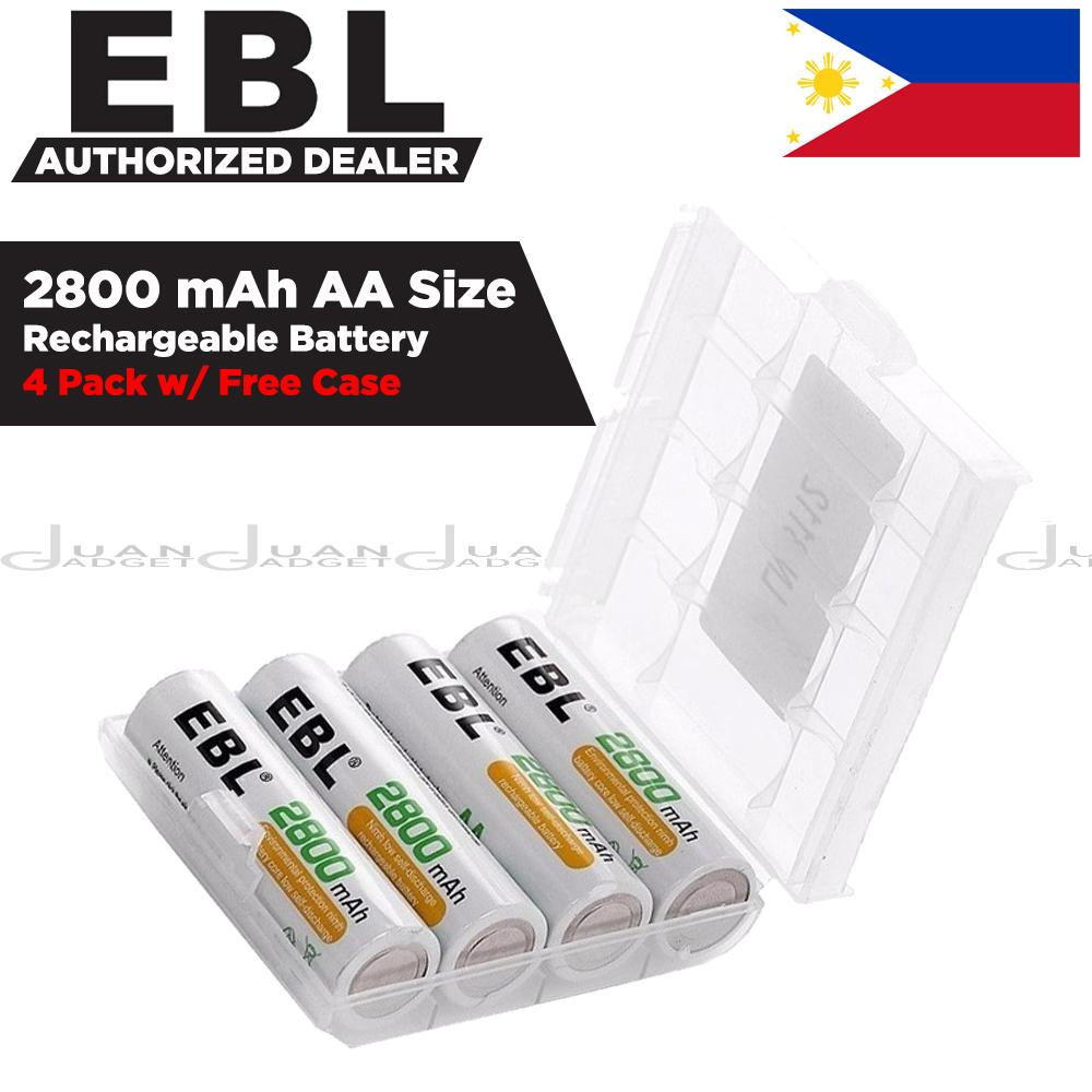 Camera Battery For Sale Digital Prices Brands Automatic Ni Mh Charger Can Make By Yourself Ebl High Power Aa Size Rechargeable 4 Pack With Free Case