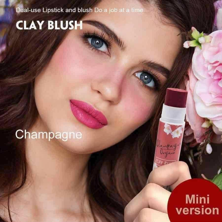 Champagne Organic Mini Clay Brush Philippines