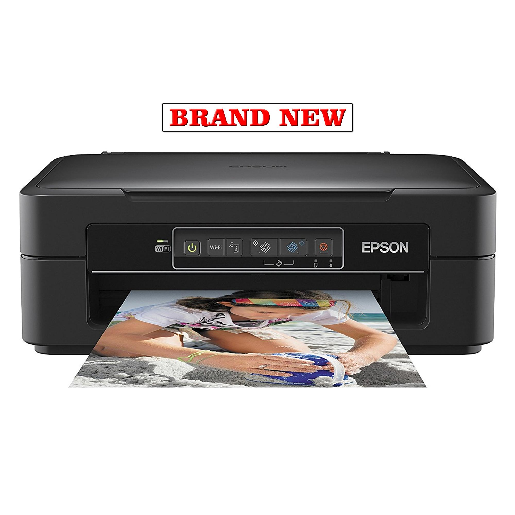 Epson Philippines Printers For Sale Prices Reviews Lazada Tinta L100 L110 L200 L210 L220 L300 L310  Per Set Expression Home Xp 235 Print Scan Copy Wi Fi Color