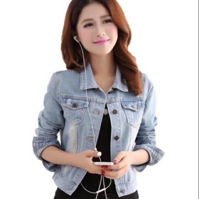 7ed446c0e70 Denim Jackets for Women for sale - Womens Denim Jackets online ...