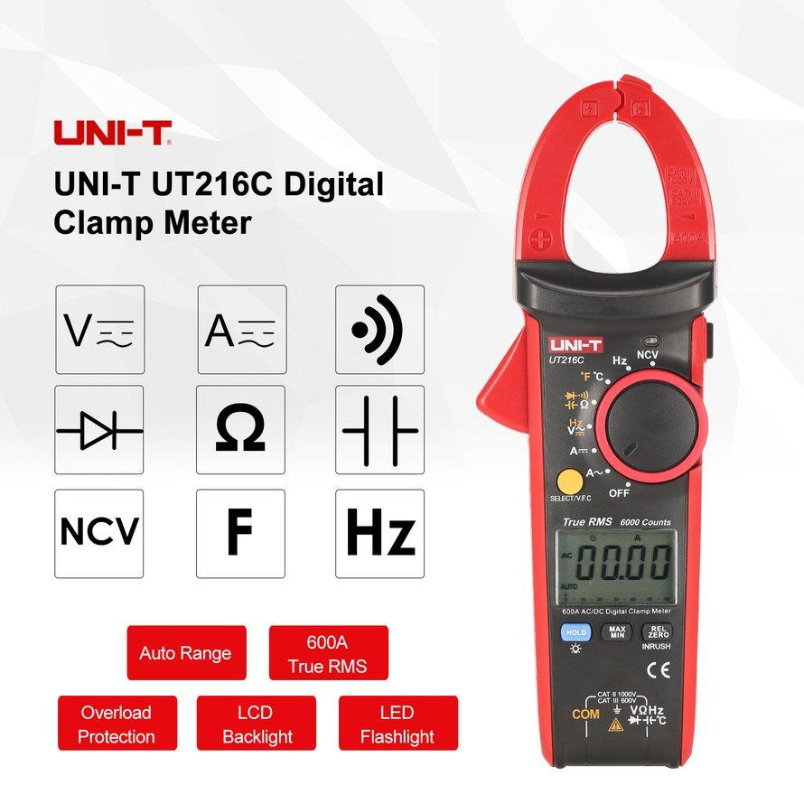 Buy Sell Cheapest Volt Tester Best Quality Product Deals A830l Digital Lcd Multimeter Voltmeter Ammeter Ohm Ac Dc Circuit Osman Uni T Clamp Meter Amp Ncv 600a True Rms
