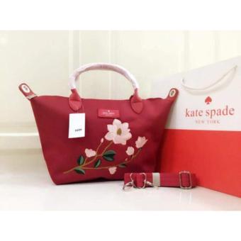 Kate Spade Bag Flower Shoulder Tote Bag