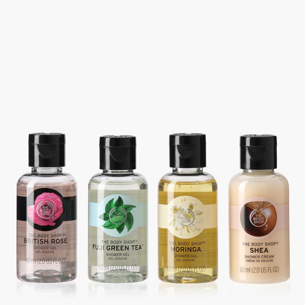 The Body Shop Shower Gel Gift Set