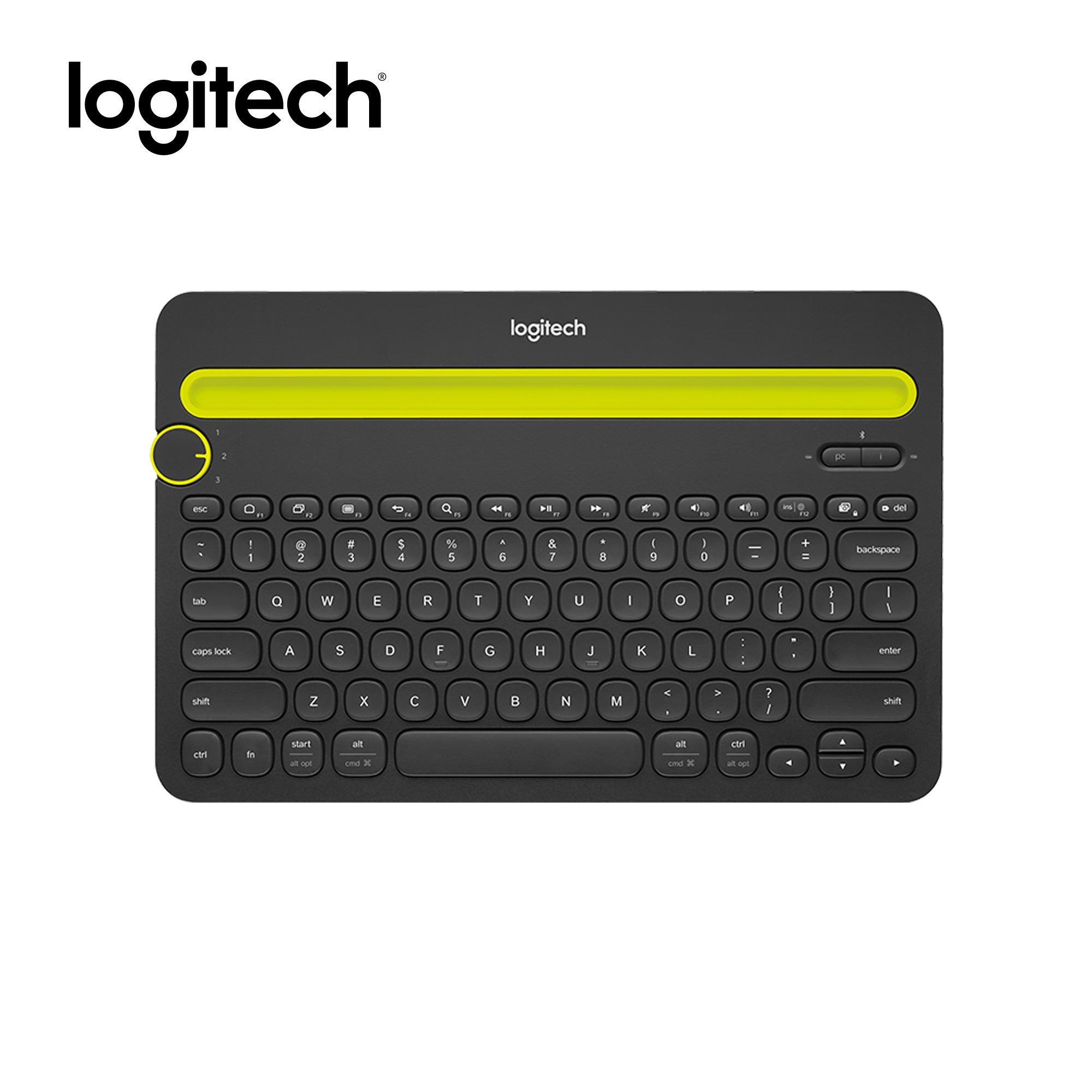 Logitech Computer Keyboards Philippines Pc For K120 Keyboard Usb K480 Bluetooth Multi Device Wireless Platform And Cross