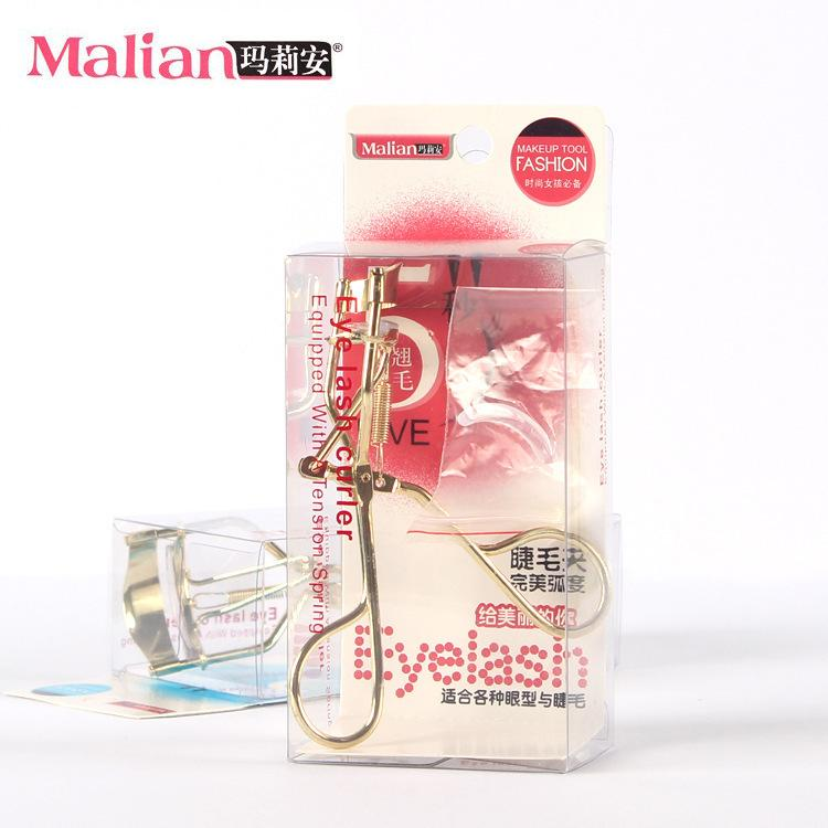 Malian Eyelash Curler Makeup Tools Eyelash Curler Women Lady Wonderful Pro Handle Eye Lashes Curling Eyelashes Curlers Clip Beauty Tool Philippines