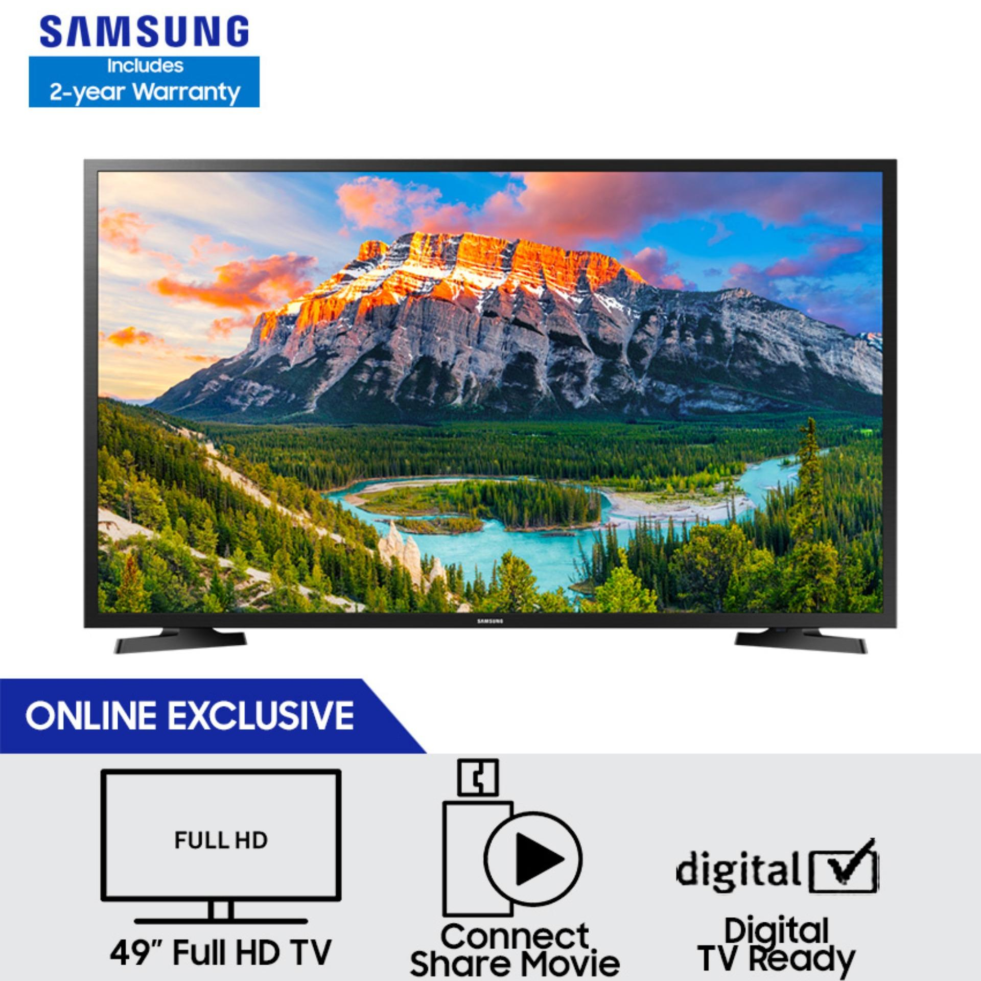 Samsung Philippines Samsung Tv For Sale Prices Reviews Lazada