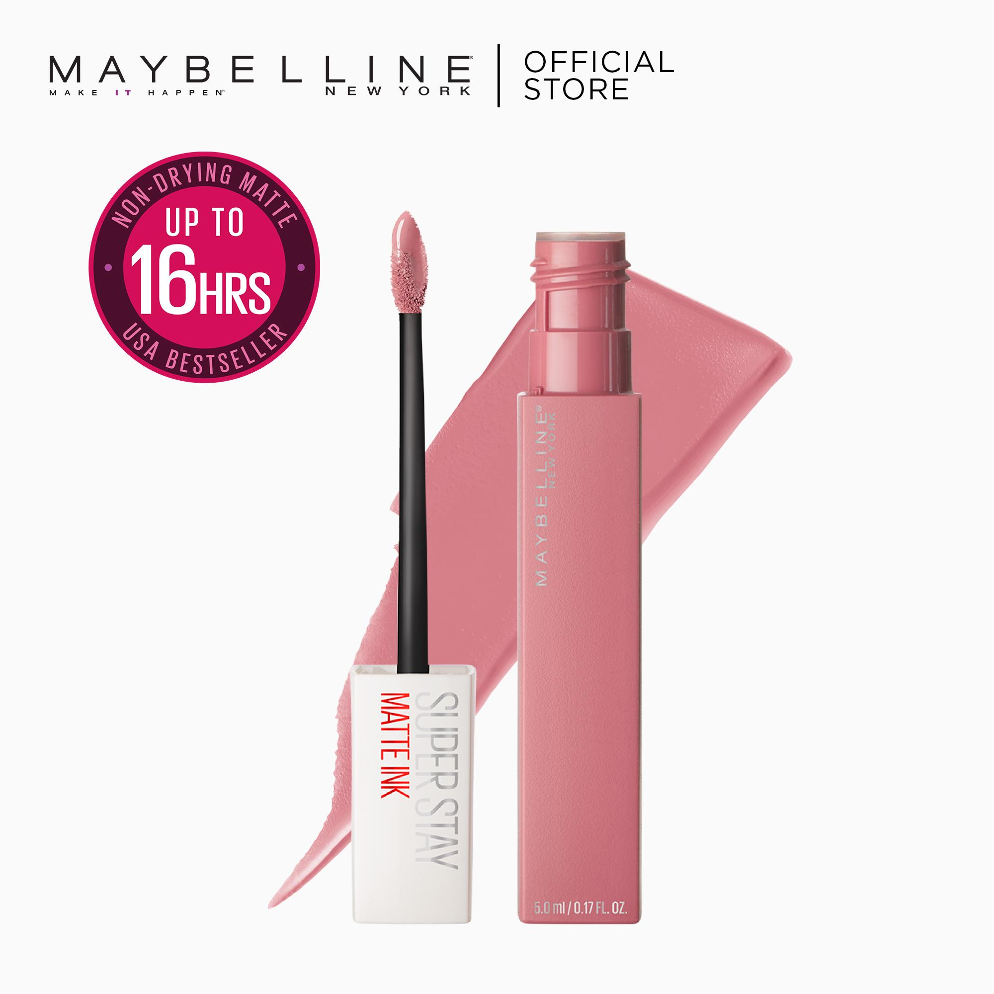 SuperStay Matte Ink Liquid Lipstick - Dreamer [16HR Waterproof] by Maybelline Mothers Day Philippines