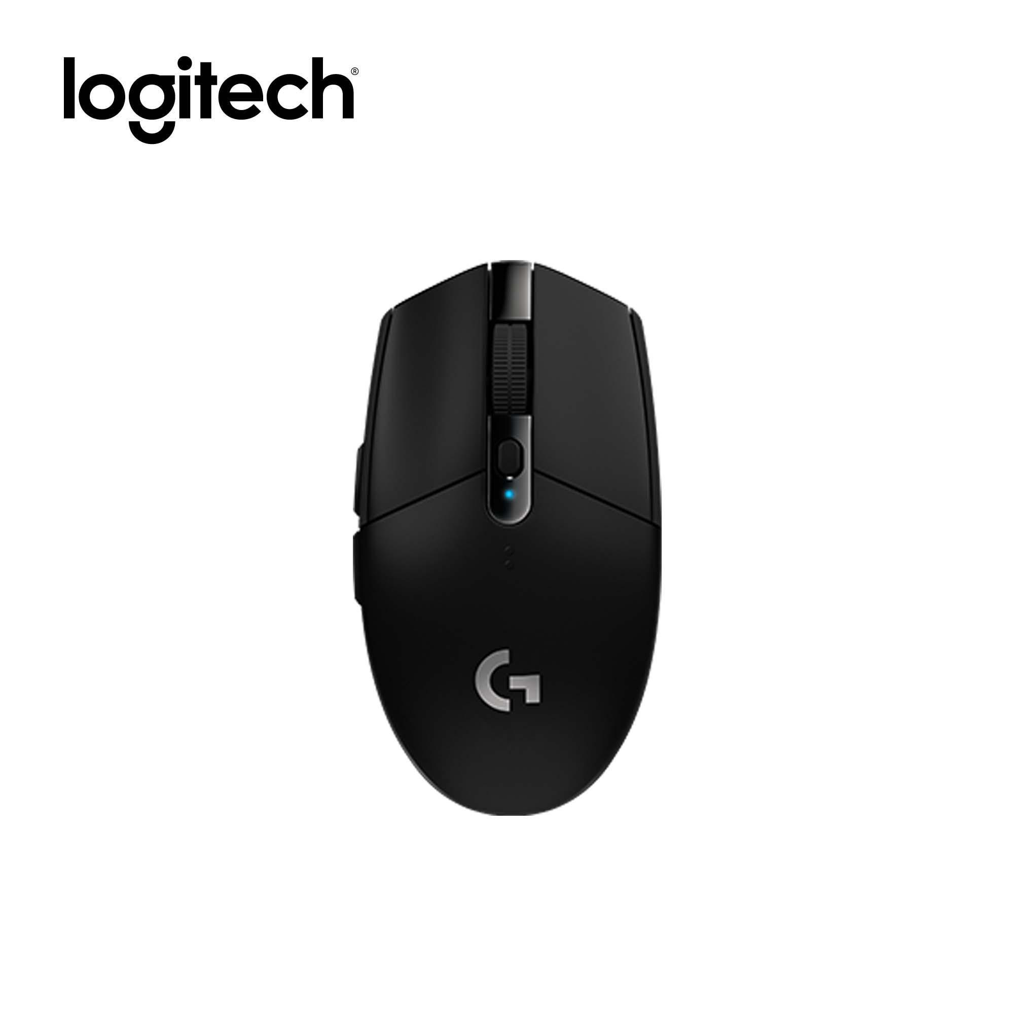 Logitech G304 Next-Generation Lightspeed Wireless Gaming Mouse,Hero Sensor max 12,000 DPI,