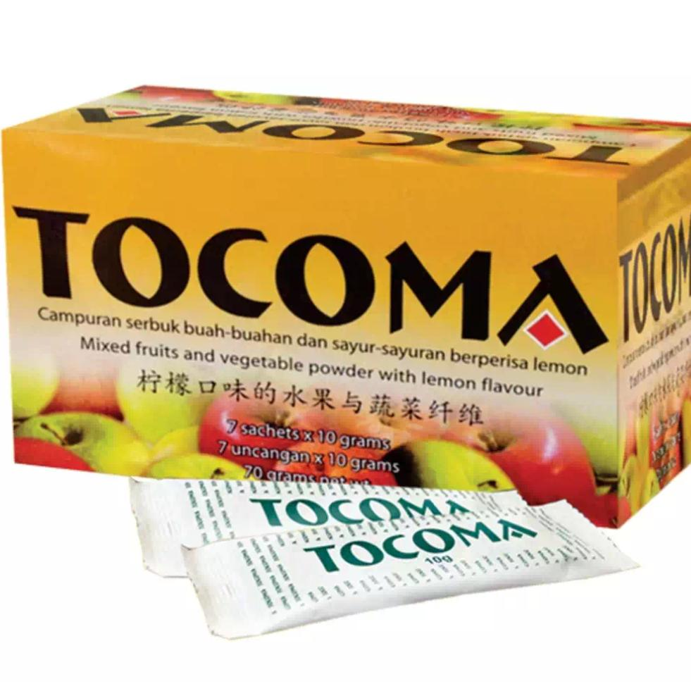 Tocoma - Total Colon Management Dietary Supplement By Leaflifeph.
