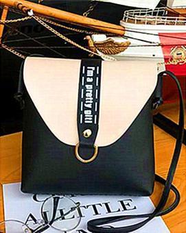BF Korean Alessandra Mini Leather Sling Bag#B56