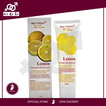 Midoko Silk Touch Sex Lube 100 ml Lemon