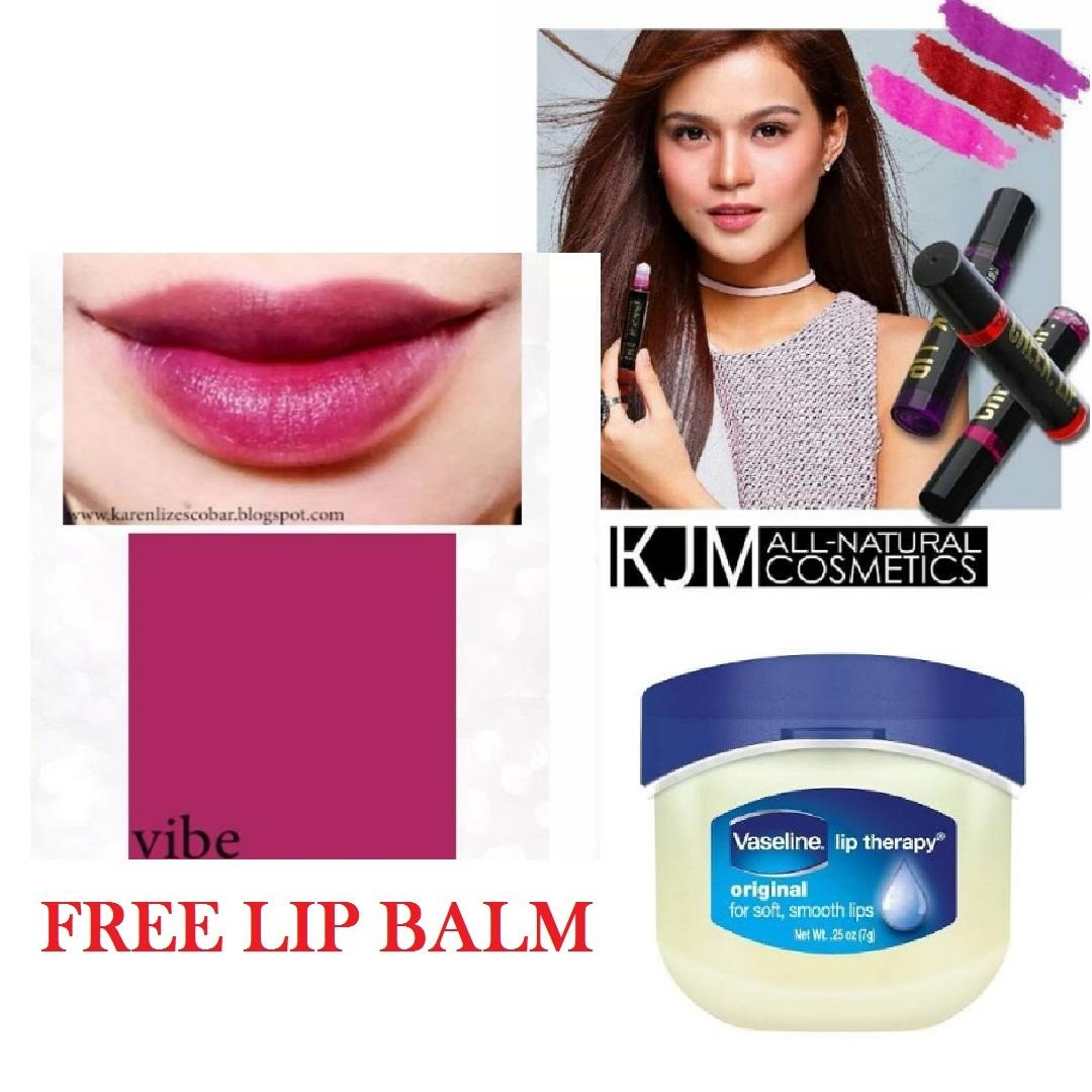 KJM ( Vibe ) Lip and Cheek Tint W/ free Lip Balm Philippines