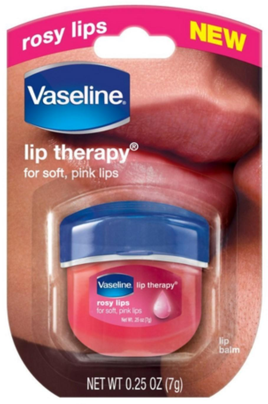 VASELINE Mini 7g Lip Therapy (ROSY LIPS) Philippines