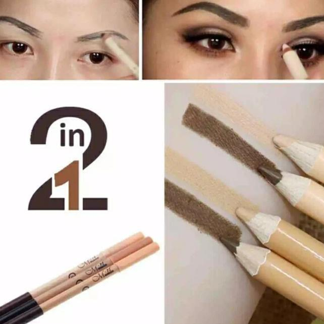 2 in 1 Eyebrow and Concealer Pencil Philippines