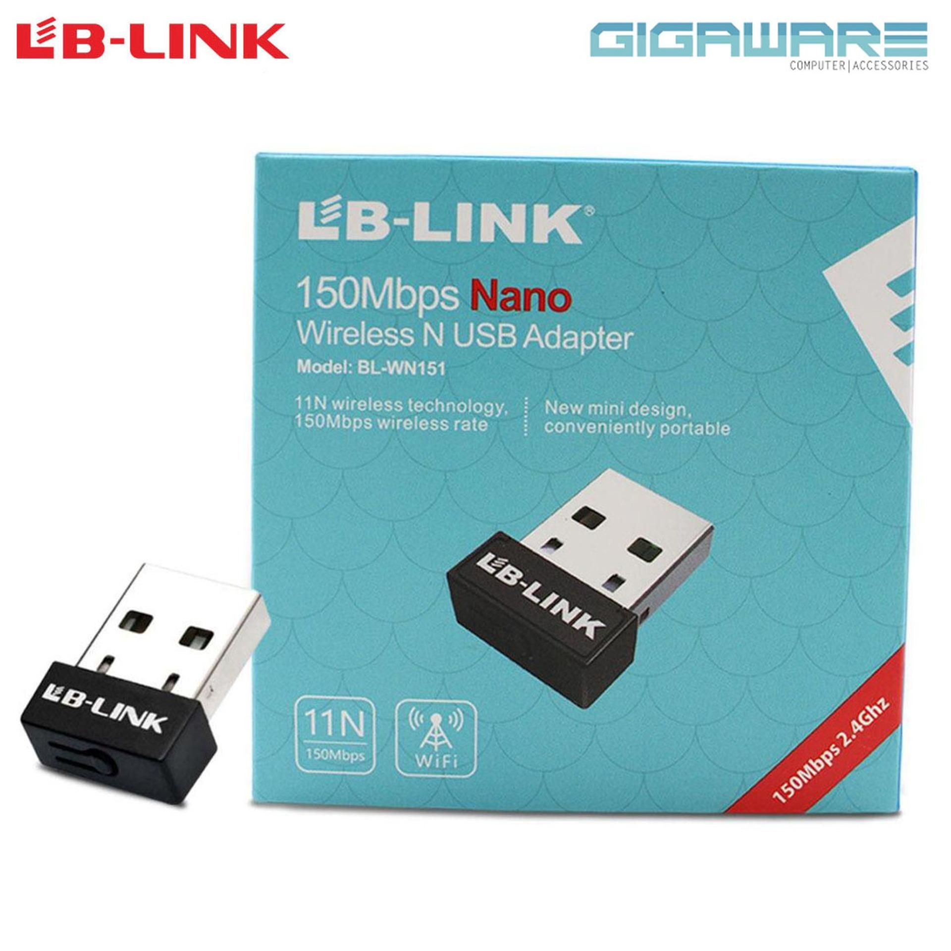 Lb Link Philippines Price List Wireless Modems Wifi Usb Dongle 11n Adapter 150mbps Bl Wn151 Mini