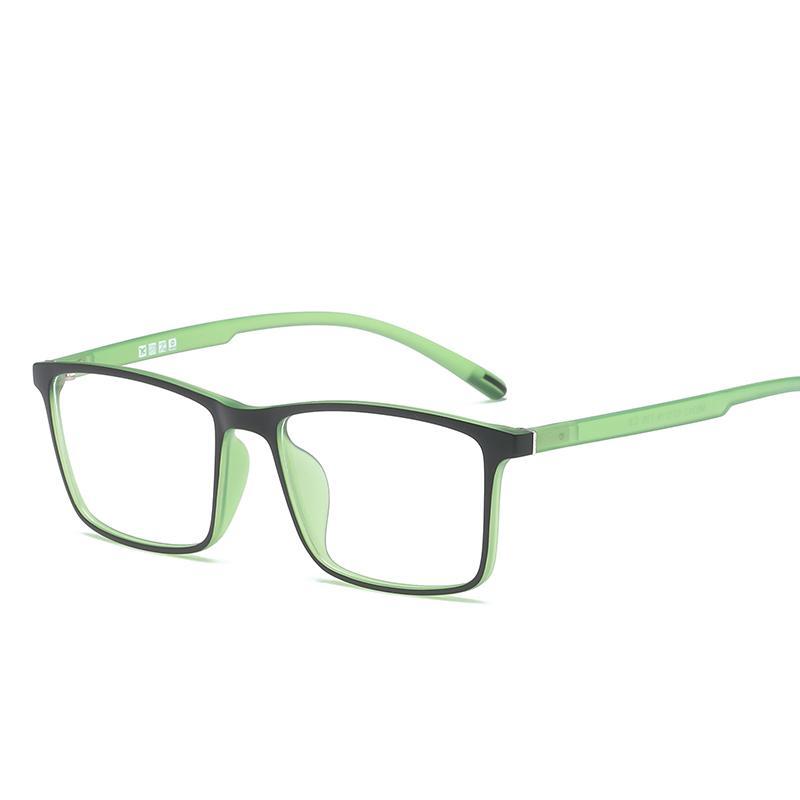 1cbf8cdf5b8 Radiation Protected Glasses Anti-Blueray man Computer Myopia Vintage  Explicit Face Small Eye Protection women