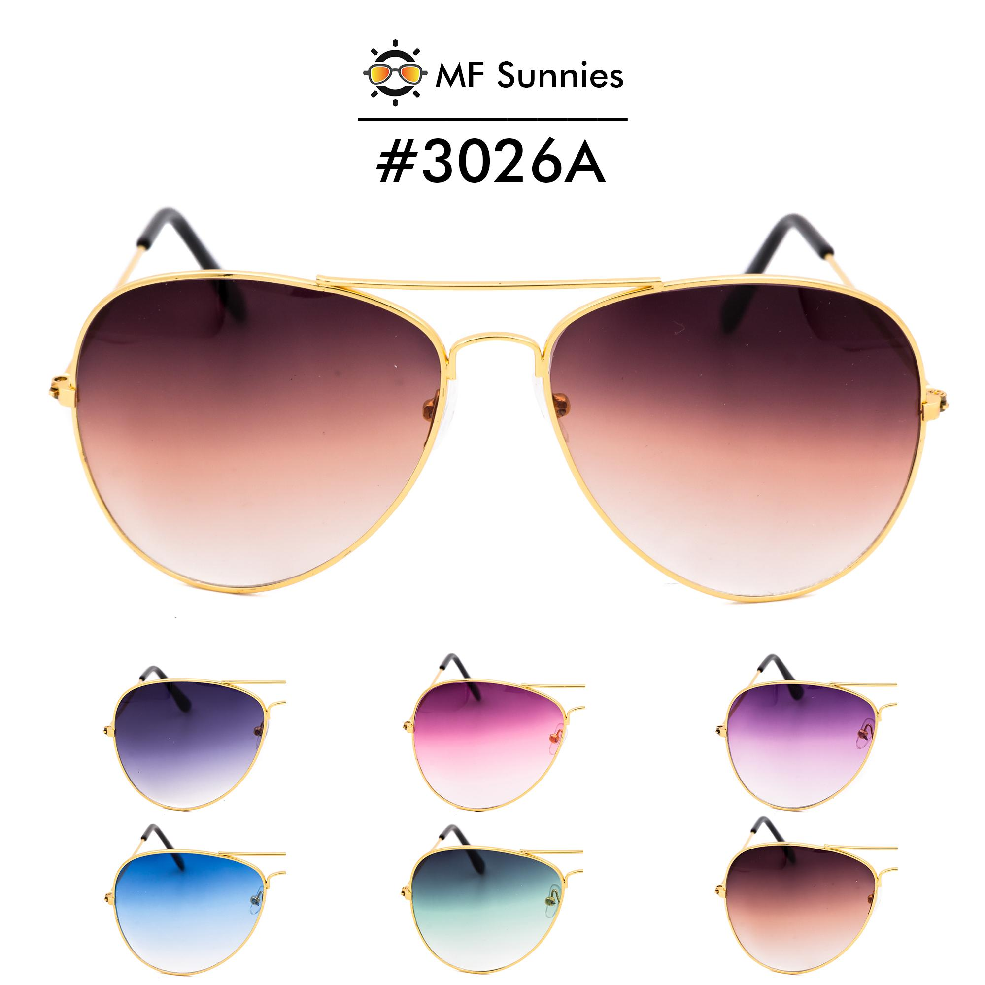 Sunglasses for men for sale mens sunglasses online brands prices mfsunnies sunnies gradient lens metal frame aviator style fashion eyewear 3026a ccuart Images