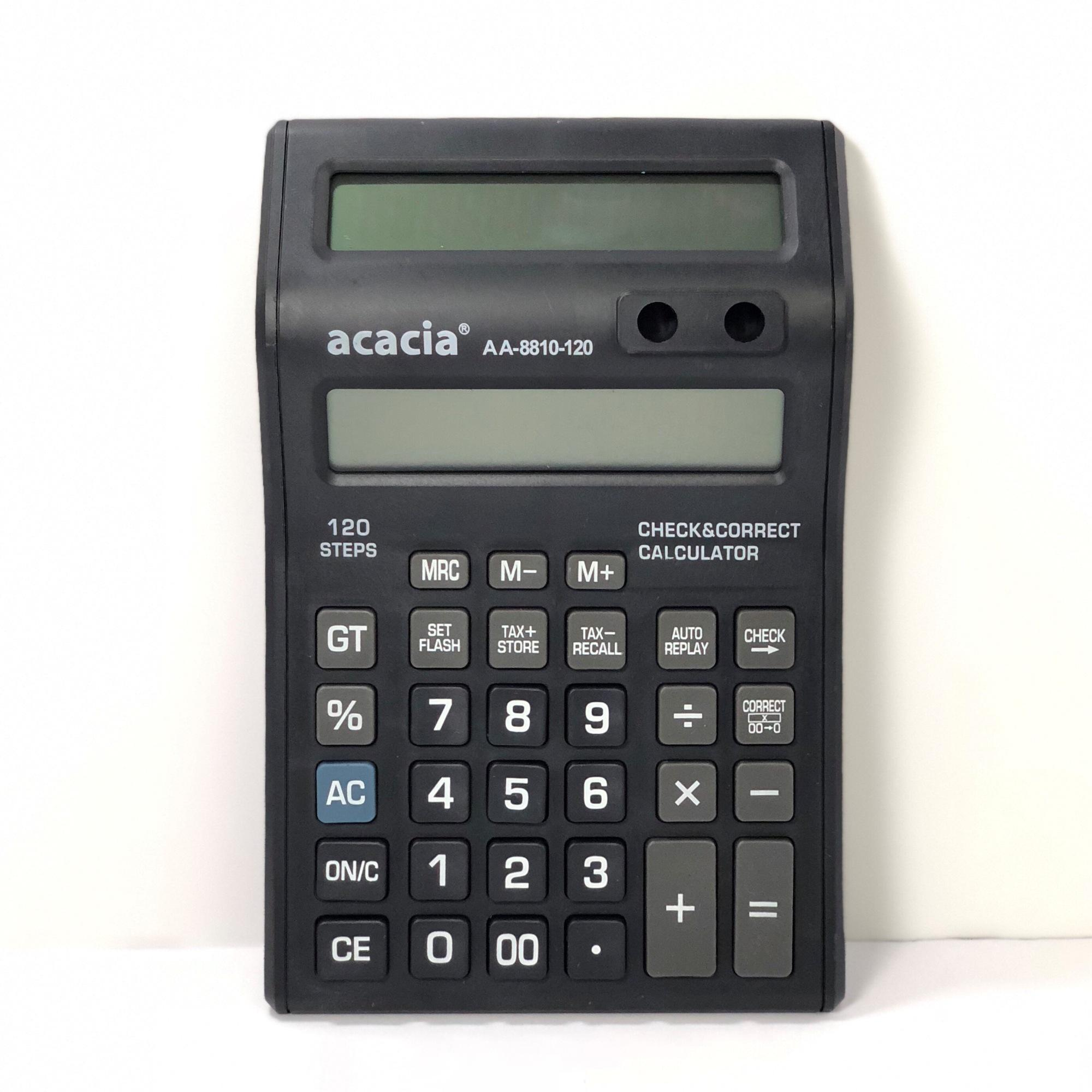 12 DIGITS ELECTRONIC CALCULATOR AA-8810-120