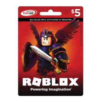 Roblox $5 Gift Card Digital Code