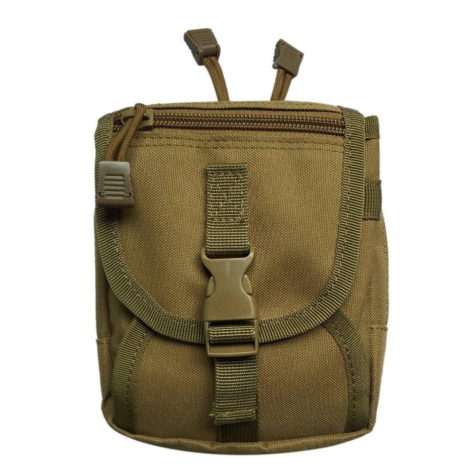 7b075d5f2e Multi-Purpose Small Tools Holder Bag Tactical Waist Pack Camping Hiking  Pouch