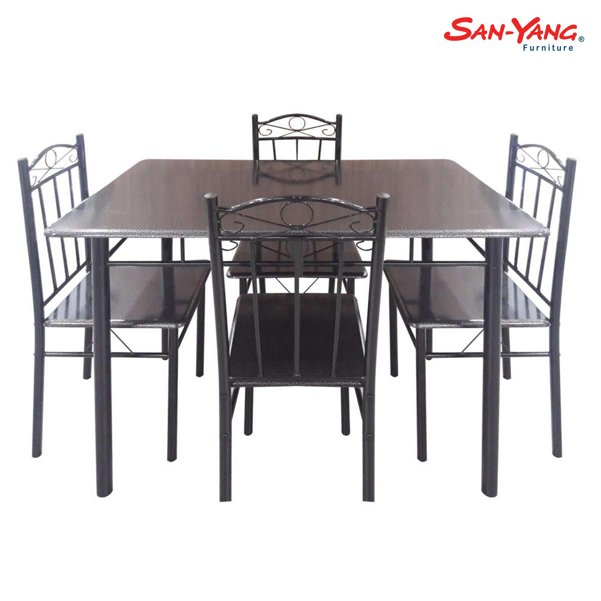 Miraculous San Yang Dining Set Fds12024S Download Free Architecture Designs Intelgarnamadebymaigaardcom