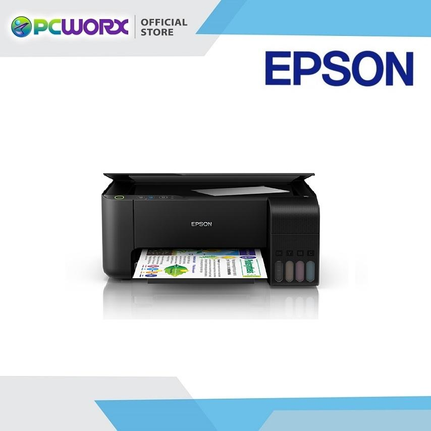 Epson L3110 5760 x 1440 dpi Print Scan Copy Printer