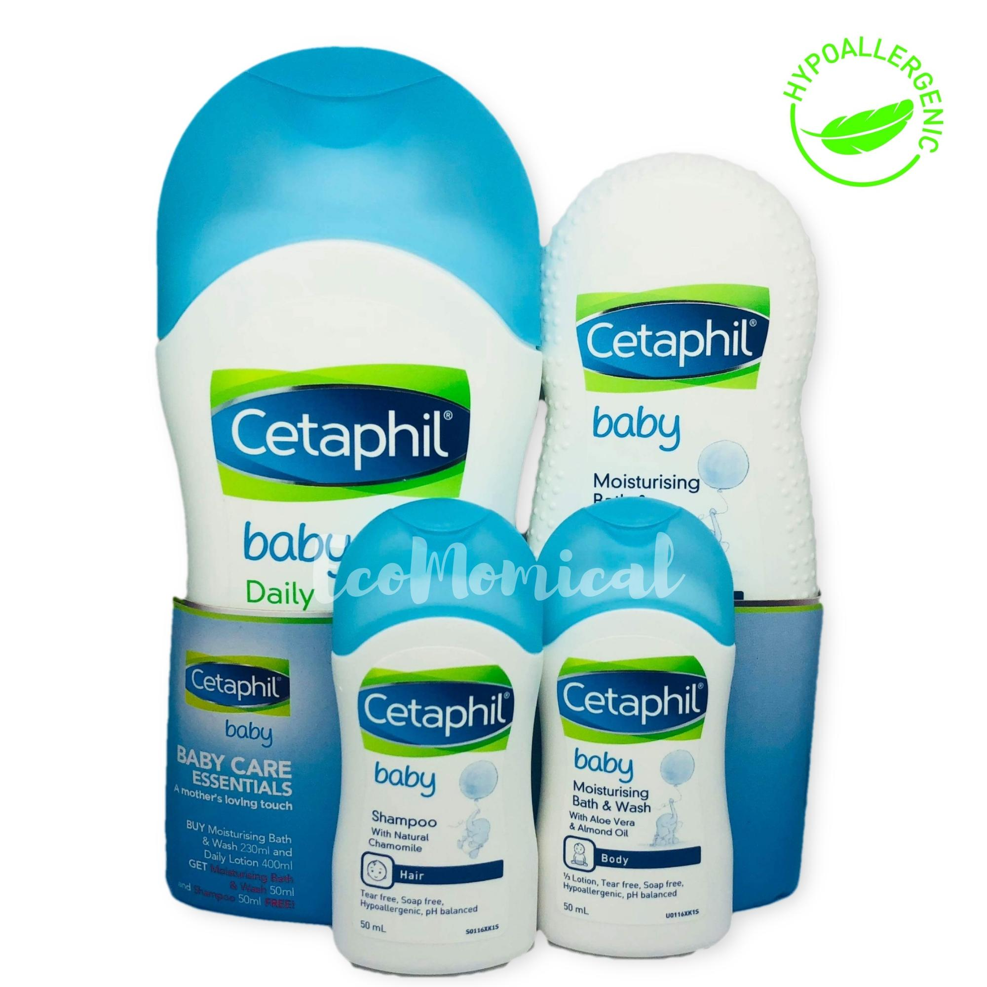 Latest Cetaphil Products Up To 70 Off Lazada Philippines Moisturizing Cream Face Ampamp Body Baby Promo Set 4 Item