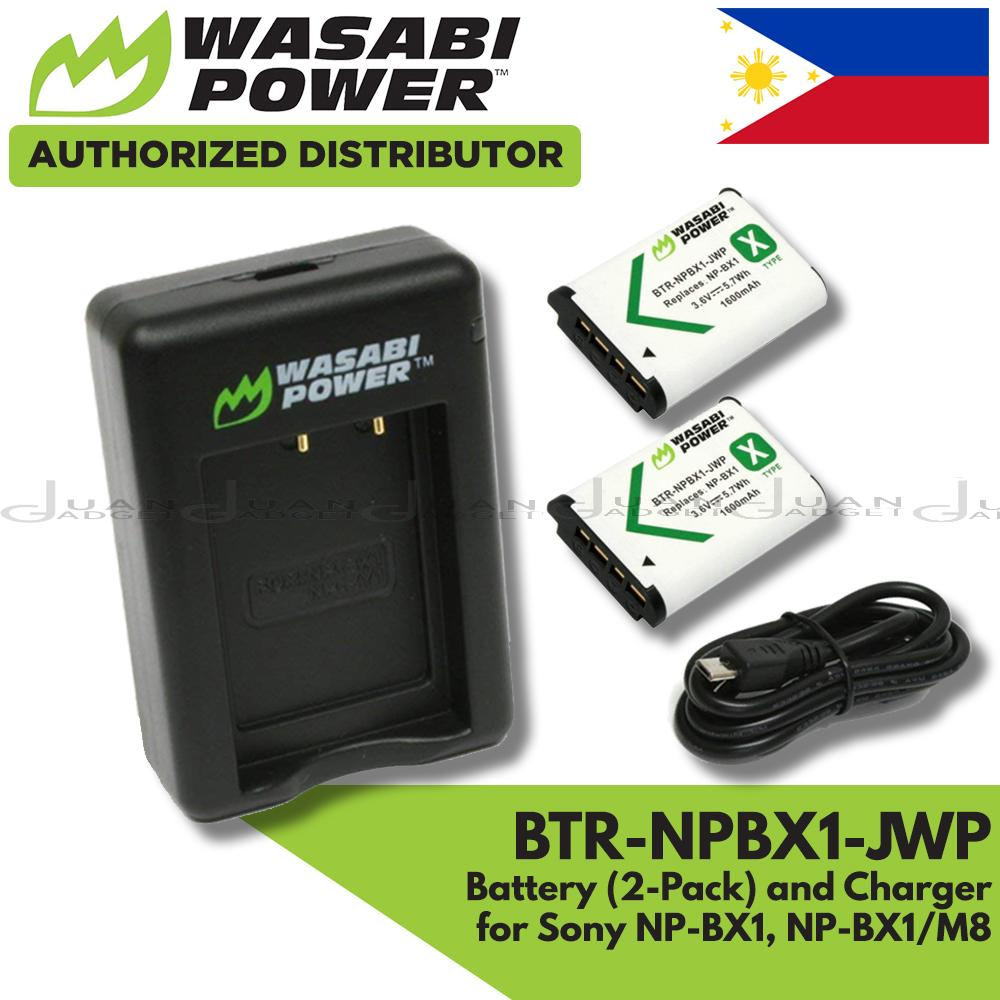 Camera Battery For Sale Digital Prices Brands Automatic Ni Mh Charger Can Make By Yourself Wasabi Power Sony Np Bx1 M8 2