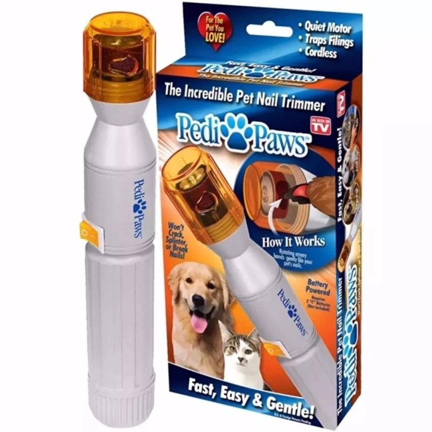 Pedi Paws Pet Dogs Cats Electric Nailtrimmer Groomingclipper By Luckylkh.