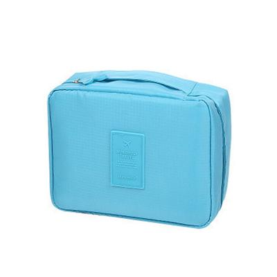 a9e8b54442 Phoebe s Unisex Multi Travel Organizer Make up Tools Big Space Capacity  Pouch with Handle water resistant