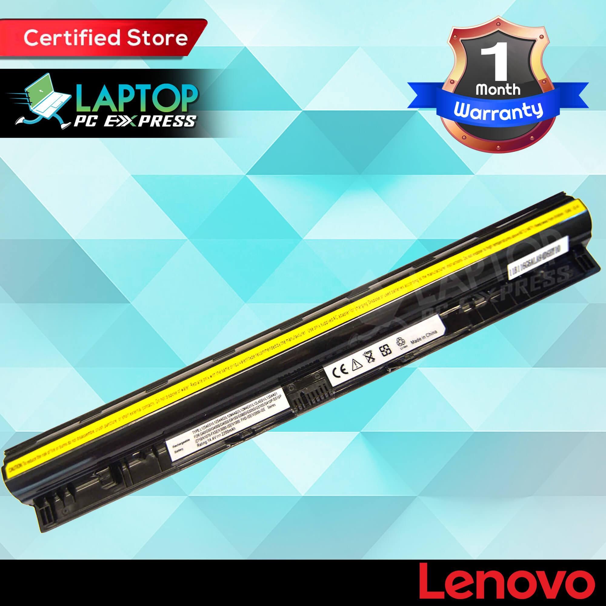 Lenovo Philippines Computer Batteries For Sale Prices Keyboard Laptop Ideapad G40 30 45 70 75 L12s4a02 L12m4a02 L12m4e01 L13s4a01 L12l4a02 L12l4e01 Notebook Battery Model