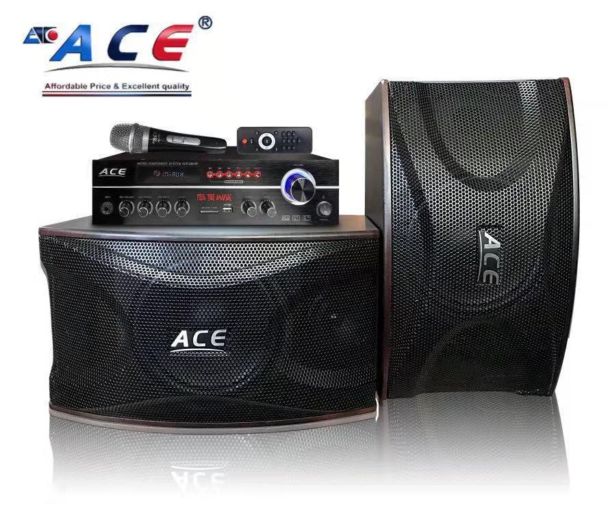 ACE 8800B MICRO COMPONENT KARAOKE SYSTEM