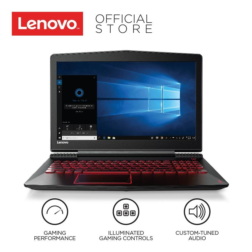 "Lenovo LEGION Y520-15IKB 80WK00V6PH 15.6"" Intel Core i7-7700HQ NVIDIA GEFORCE®"