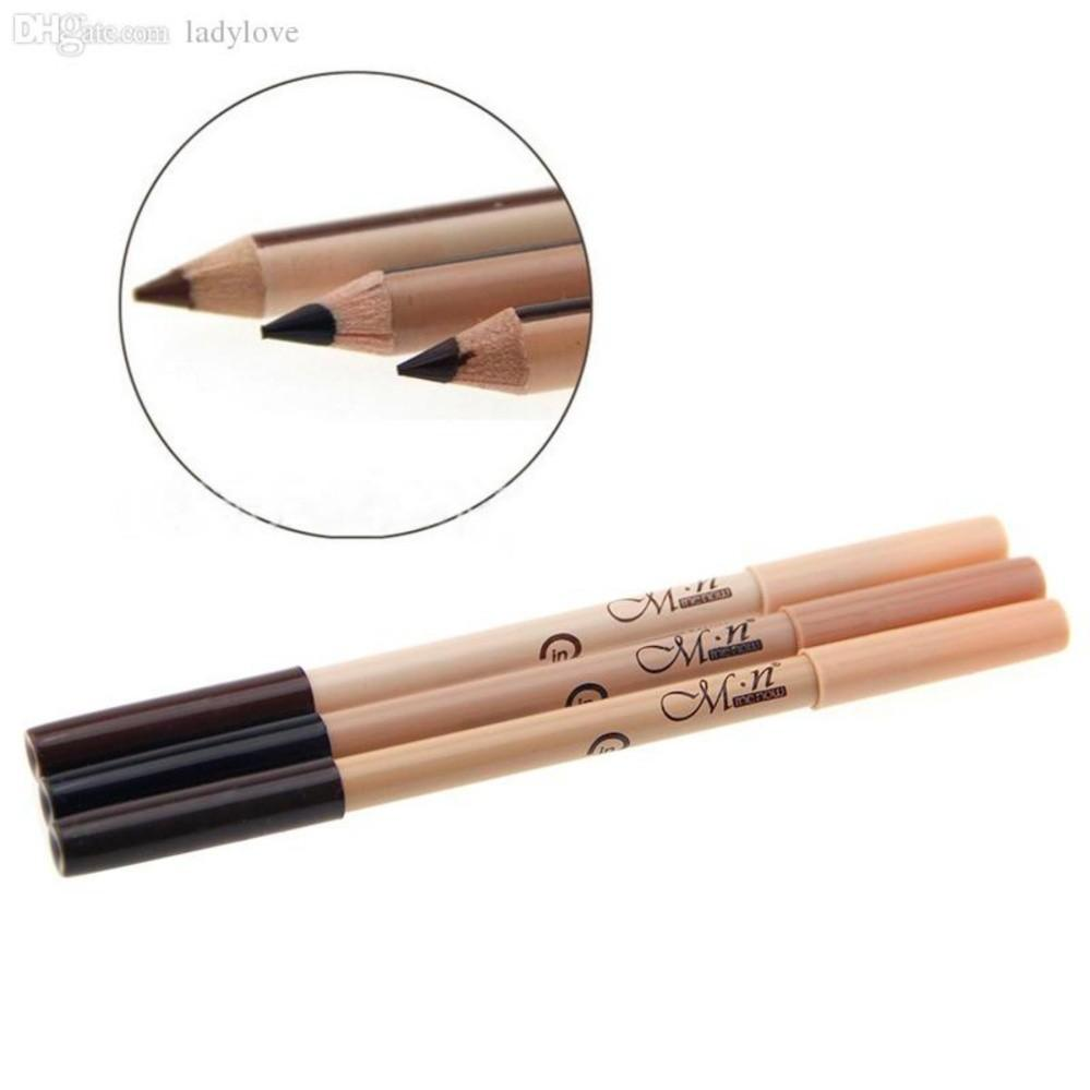 M&N Eyeliner pencil 3pcs. (Brown) Philippines