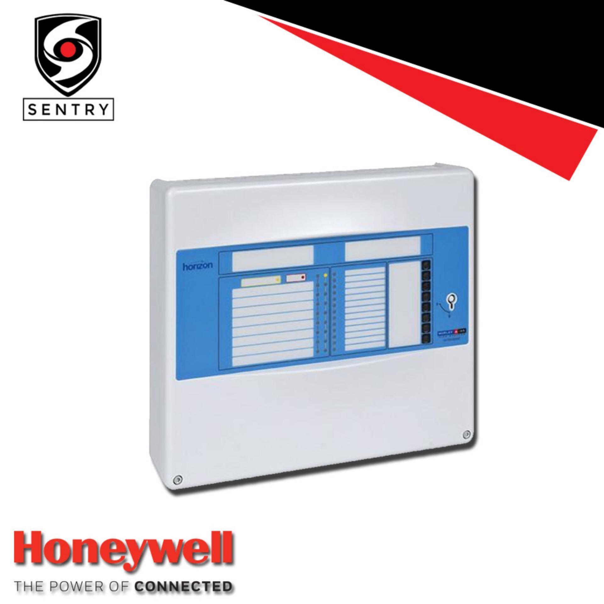 HONEYWELL HRZ-4e, 4 zone conventional fire alarm control panel