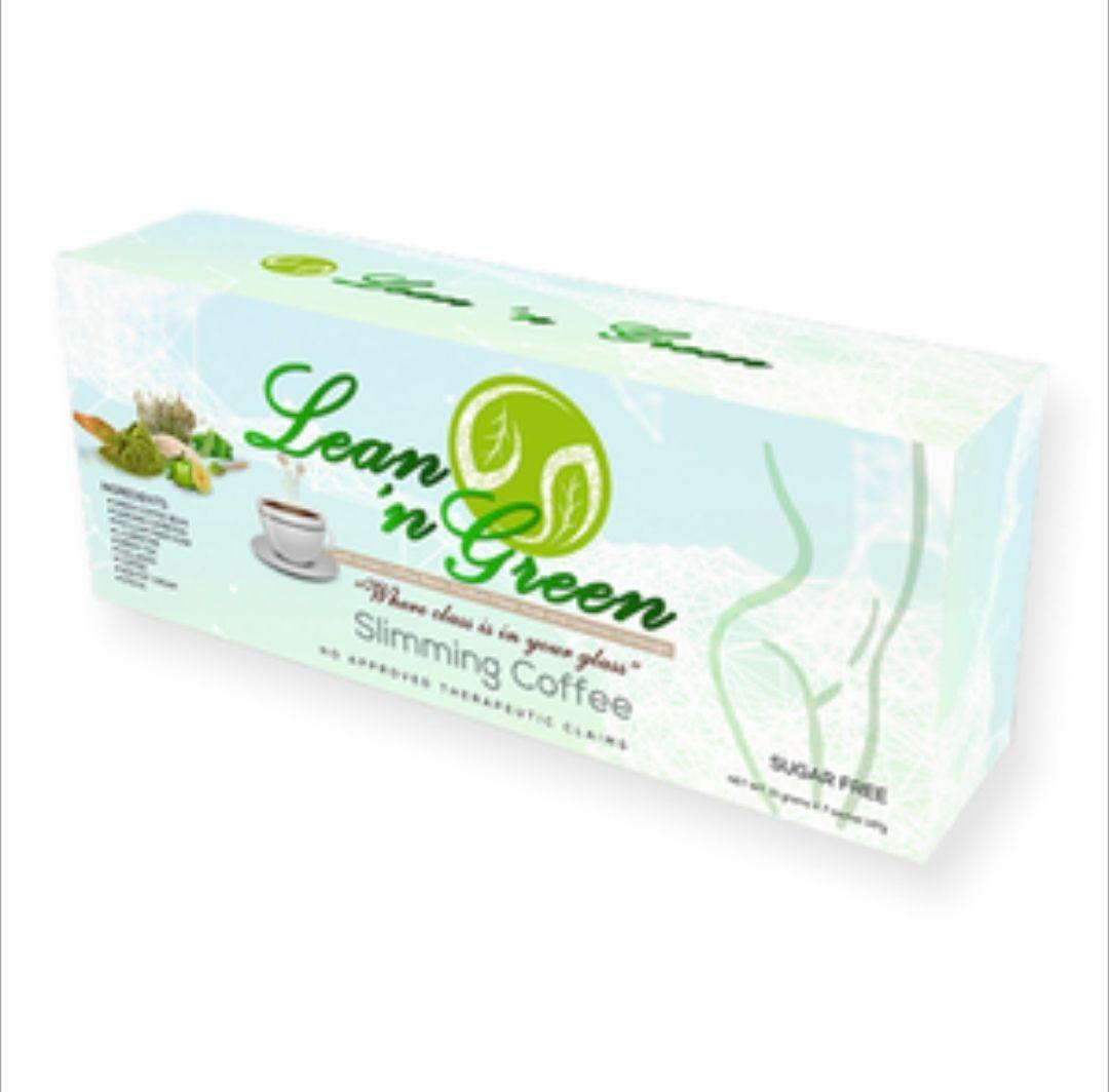 Lean N Green Coffee By Leaflifeph.