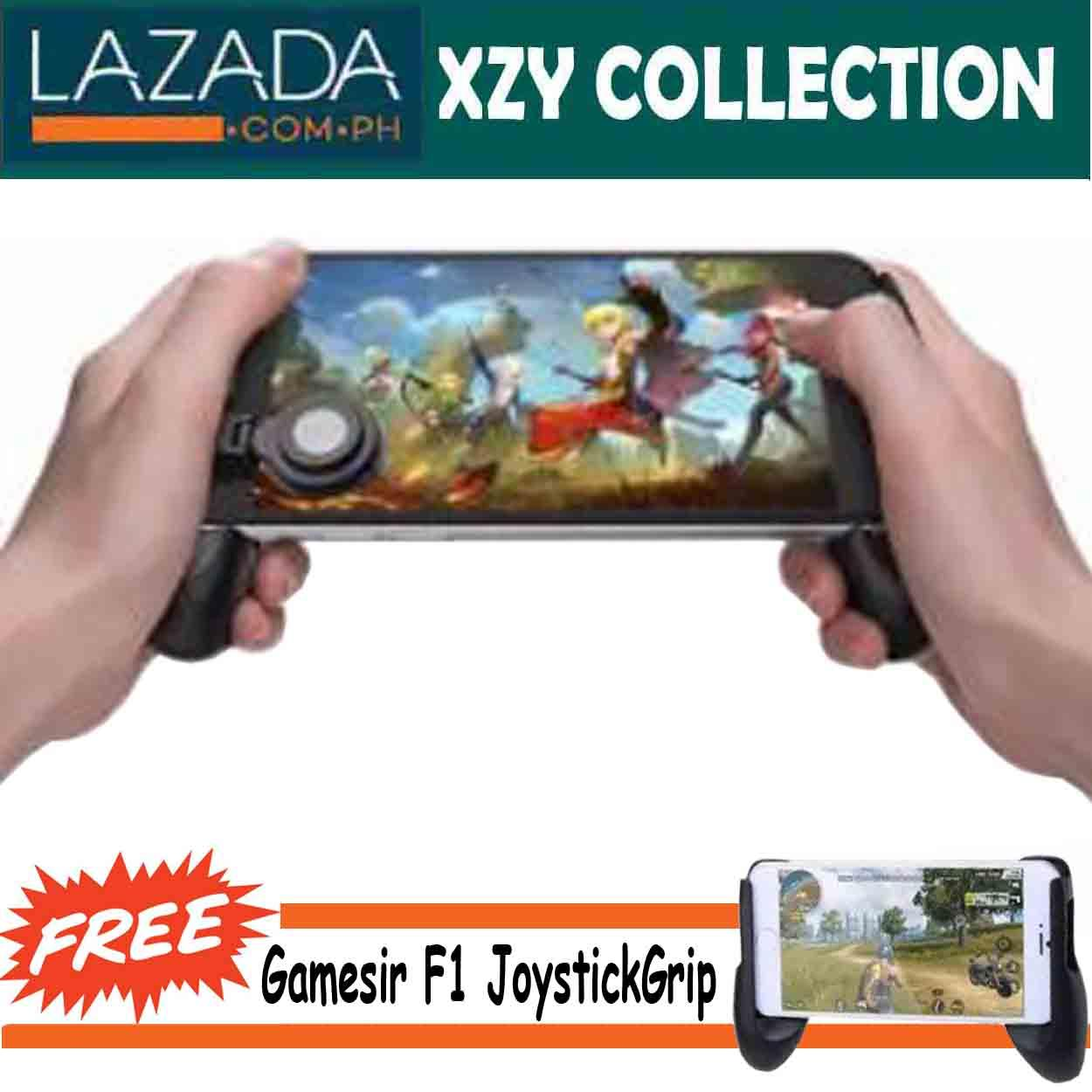 New Latest Gamegrip with Joystick extended gamepad for all smartphones Iphone and Android mobile legends PUBG