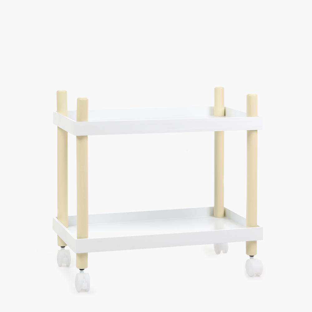 SM Home 2 Tier Rectangular Shelf