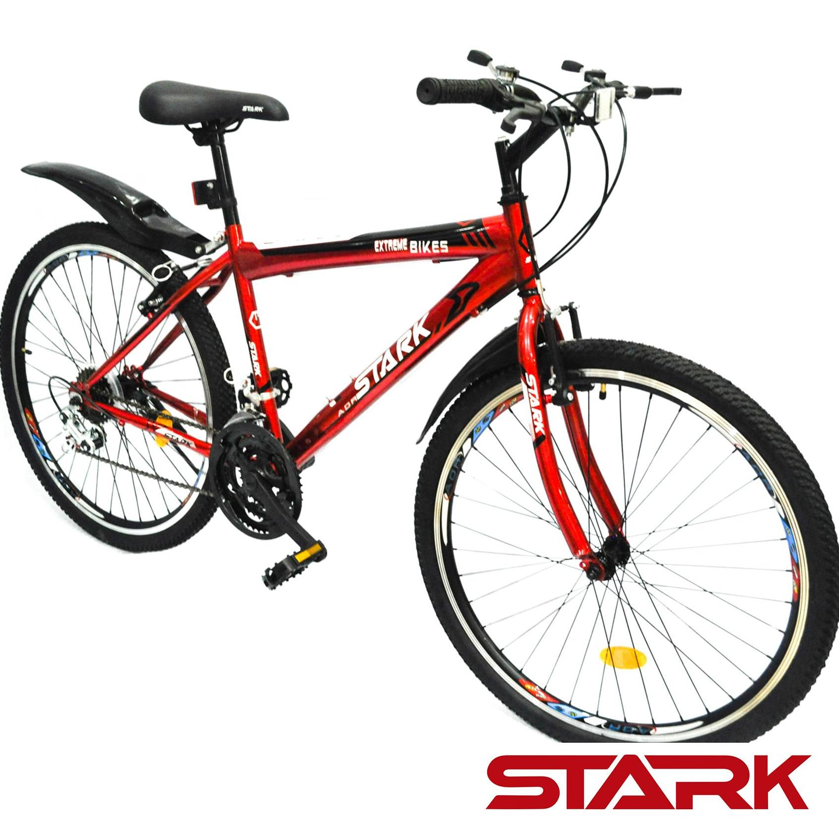 Bicycles Stark: reviews, review, features 11