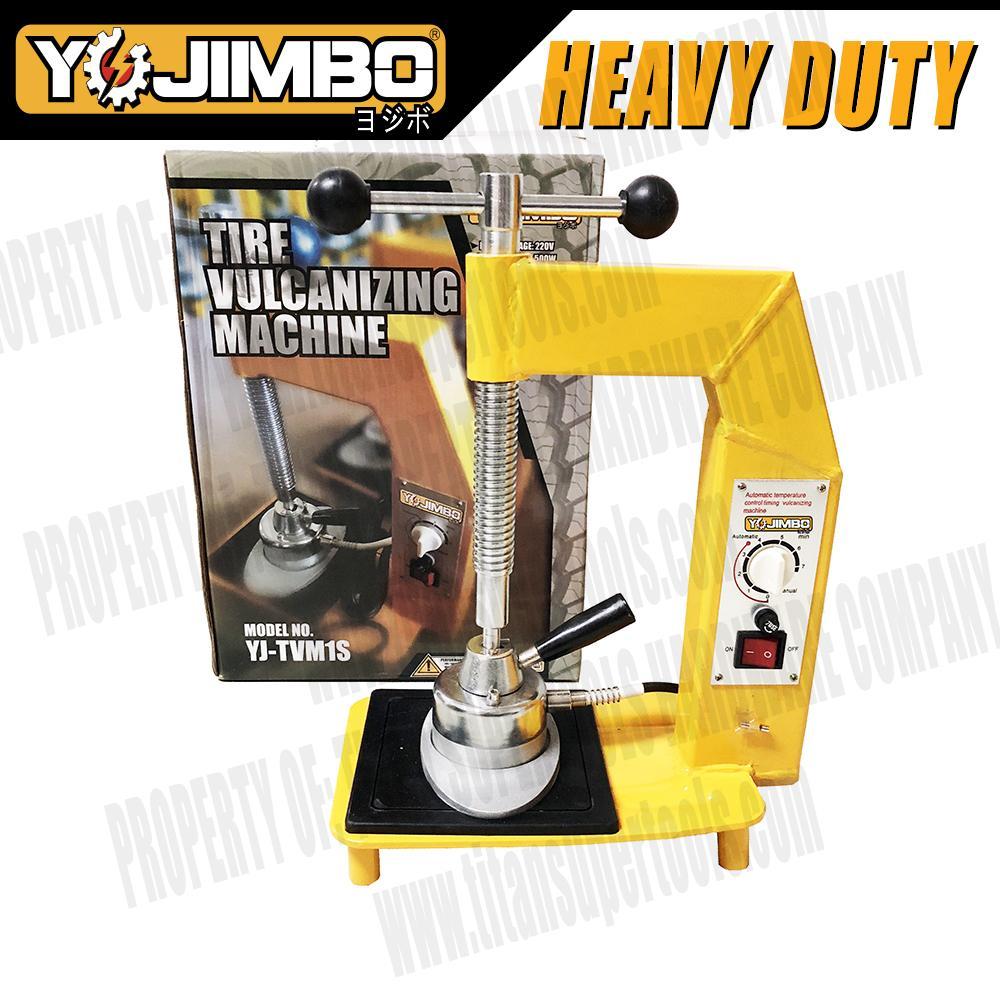 Yojimbo Yj-Tvm1s Tire Tyre Vulcanizing Machine By Mount Gallelli.