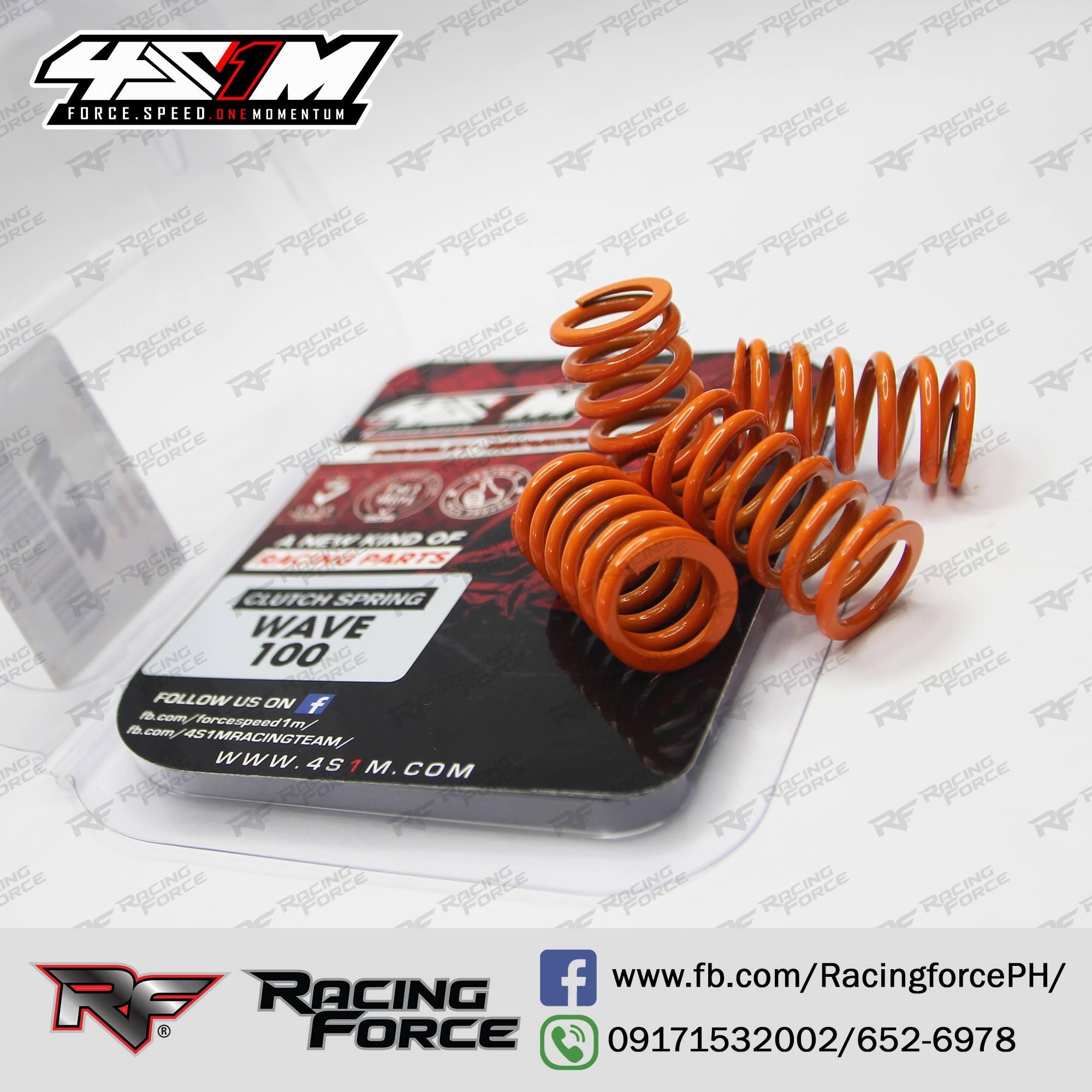 4s1m Clutch Spring For Wave 100 By Racing Force Marketing.