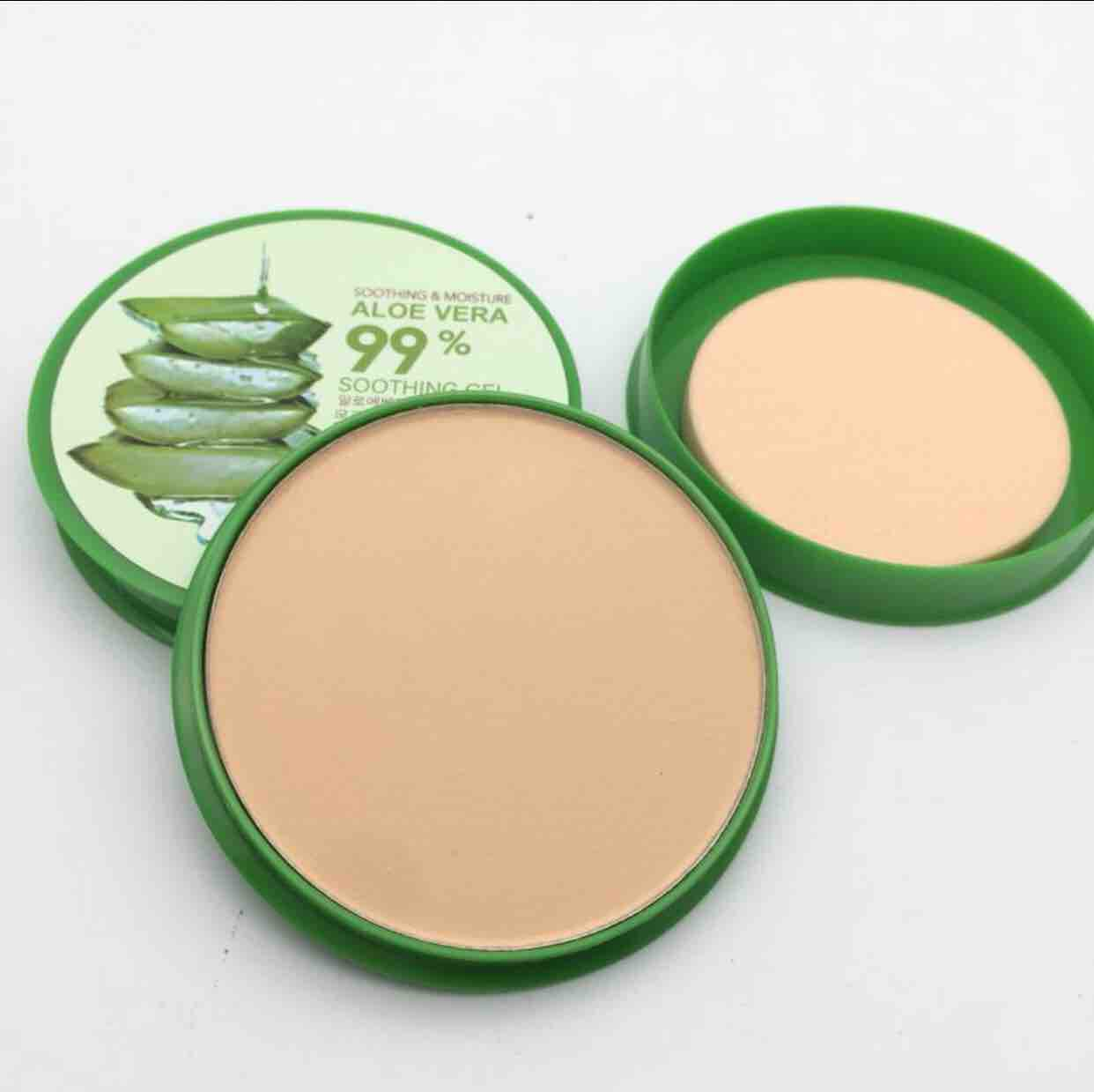 Aloe Vera Face Powder Moisturizing Foundation Pore Concealer Philippines