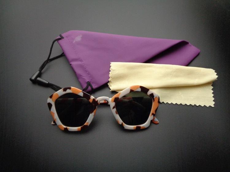 94091bf5caf8 Cool Children Sun Glasses Men And Women Children Glasses South Korea UV New  Style girl women