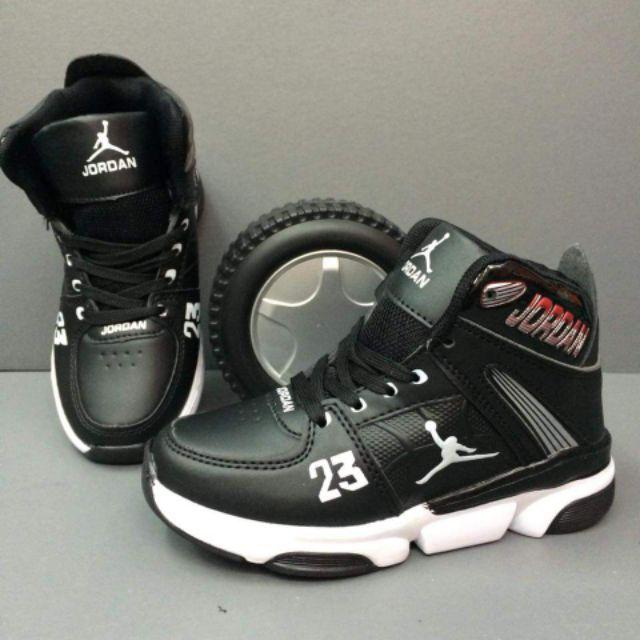 pretty nice e4d5e ebf78 JORDAN23 HIGHCUT RUBBERSHOES FOR KIDS and teens