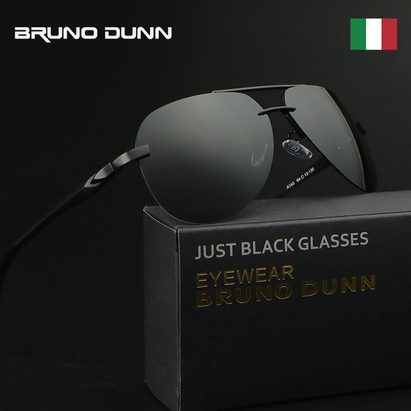 0678f567a6 BRUNO DUNN luxury Brand designer Best Alloy Men s women s Sunglasses  Polarized 2018 new fashion summer mirror